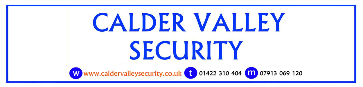 the new calder valley sign