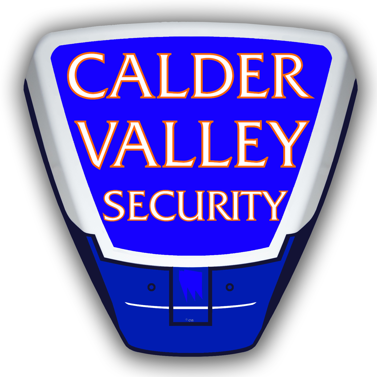 Calder Valley Security Logo