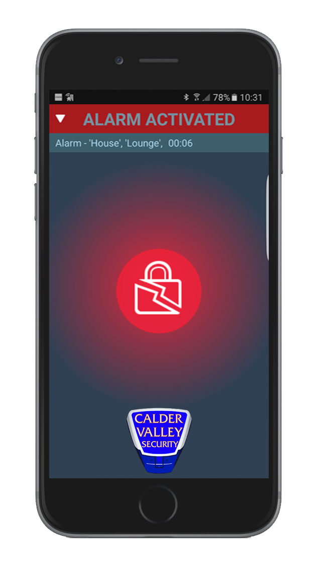 lightsys alarm
