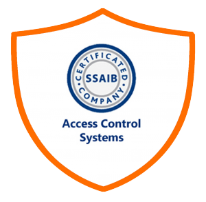 Access contol systems approved