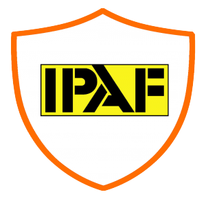 All staff IPAF certified