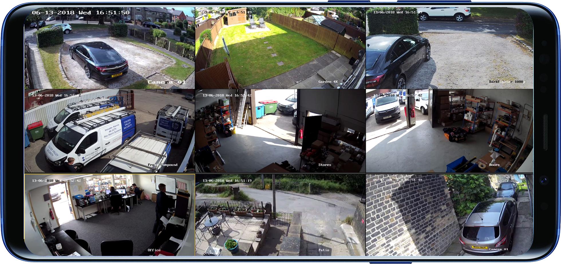 Hik Vision CCTV App